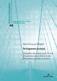 De fragments en traces
