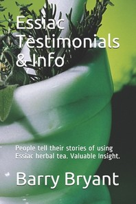 Essiac Testimonials & Info