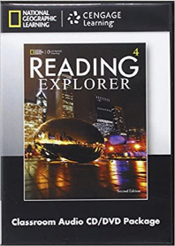 Reading Explorer 4 DVD/Audio CD