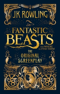 Fantastic Beasts and Where to Find Them: The Original Screenplay (영국판)