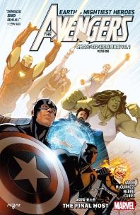 어벤저스: 지구 최강의 영웅들 Vol. 1마지막 호스트