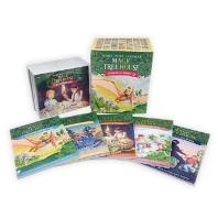 Magic Tree House 1-28 Boxed Set (Book + CD + Wordbook)