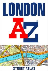 London A-Z Street Atlas