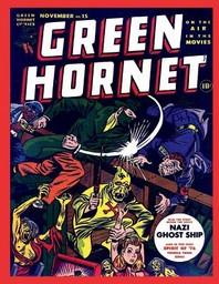 Green Hornet Comics #15