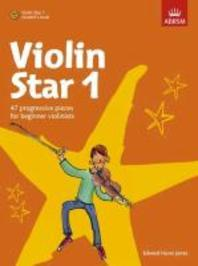 Violin Star 1 Book & CD Students Book