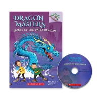 DRAGON MASTERS #3:SECRET OF THE WATER DRAGON (WITH CD) (NEW)