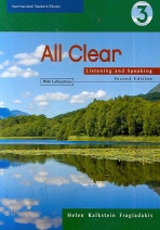 All Clear. 3: Listening and Speaking