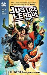 Justice League Vol. 1