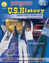 Jumpstarters for U.S. History, Grades 4 - 8