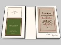 데미안 선물세트(패브릭양장본+드라제초콜릿+드립백커피)