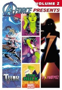 A-Force Presents, Volume 2