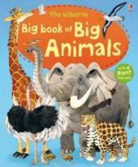 Usborne Big Book of Big Animals