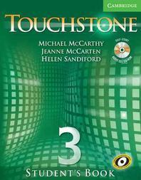 Touchstone Level 3 Student's Book with Audio CD/CD-ROM [With CDROM and CD]