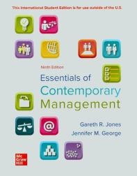 ISE Essentials of Contemporary Management