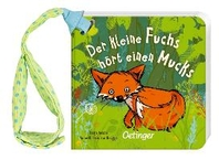 Der kleine Fuchs hoert einen Mucks