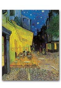 재원브로마이드. 12: 고흐/밤의 카페 테라스