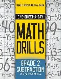 One-Sheet-A-Day Math Drills
