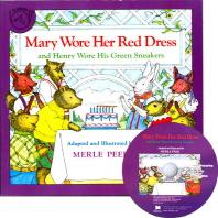 노부영 Mary Wore Her Red Dress (원서 & CD)