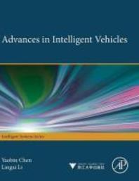 Vances in Intelligent Vehicles