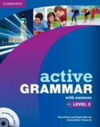 Active Grammar with Answers, Level 2 [With CDROM]