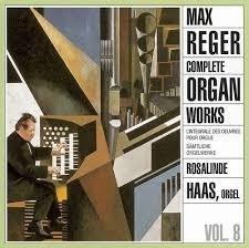 Rosalinde Haas / Max Reger : Complete Organ Works Vol.8 (수입/MDGR3357)