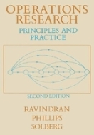 Operations Research Principles and Practice