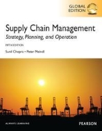 Supply Chain Management Strategy, Planning, and Operation.  [5판]
