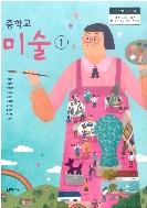 중학교 미술 1 교과서 (다락원-박성식)