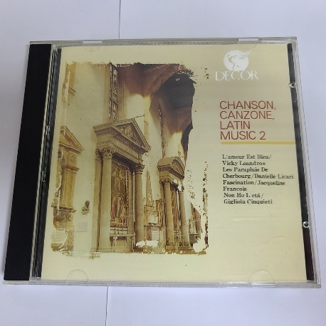Chanson, Canzone, Latin Music 2