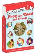 Frog and Toad and Friends Set [ Paperback, BOX ]