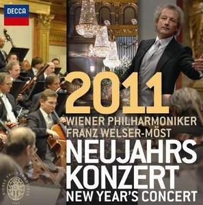 Franz Welser-Most / 2011 신년음악회 (2011 New Year's Concert) (2CD/DG7985)