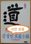 글수레 / 김정빈 구도소설 도 道 -85년.초판.꼭설명란참조