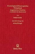 Etymologisch-Ethnologisches Worterbuch Tungusischer Dialekte: Vornehmlich Der Mandschurei (German, Hardcover)