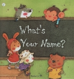 What's Your Name? 양장본