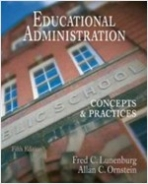 Educational Administration : Concepts and Practices, 5/E