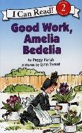 Good Work, Amelia Bedelia - I Can Read Books Level 2 (Paperback)    (새책)
