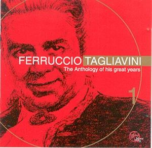 [미개봉] Ferruccio Tagliavini / 탈리아비니의 아리아 모음집(2CD/GI2052)