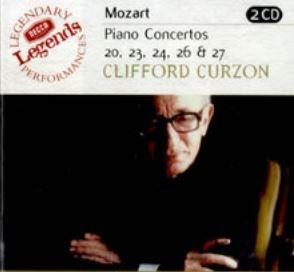 케르테츠 (Istvan Kertesz) 모차르트 피아노 협주곡 20, 23