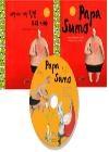 세상에서 가장 힘센 우리아빠 Papa Sumo - 책2권(한글동화+영어동화) + CD포함 [어린이 영어-논술 EST] (세트랩핑 미개봉)