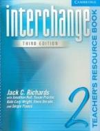 Interchange Teacher's Resource Book 2 [With CD]