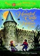 Magic Tree House #30 : Haunted Castle on Hallow's Eve (Hardcover)    (새책수준)