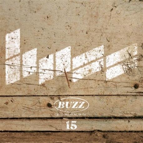 버즈 (Buzz) - 15 (2ND MINI ALBUM) (홍보용 음반)