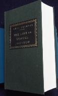 The Life of Samuel Johnson (Everyman's Library) (Ingl?s)  0679417176  [상현서림]  /사진의 제품   ☞ 서고위치:GT 8 * [구매하시면 품절로 표기됩니다]