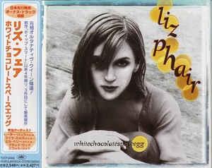 [일본반] Liz Phair - Whitechocolatespaceegg [+1 Bonus Track]