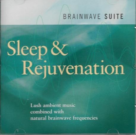 Sleep & Rejuvenation - Brainwave suite [수입] * 수면과 원기 회복