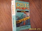 POCKET STAR BOOKS / CSI MIAMI RIPTIDE / DONN CORTEZ -사진참조. 아래참조
