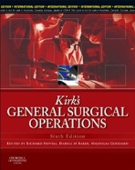 Kirk's General Surgical Operations, 6/ed., International Edition  (ISBN : 9780702044823)