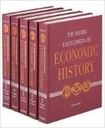 The Oxford Encyclopedia of Economic History: print and e-reference editions available (Hardcover) (전5권)