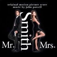 O.S.T. (John Powell) / Mr. & Mrs. Smith (미스터 & 미세스 스미스) - Score (수입)