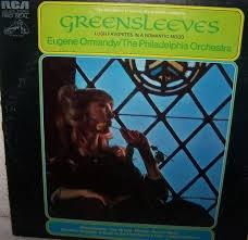 The Philadelphia Orchestra, Eugene Ormandy : Greensleeves  ///LP1
